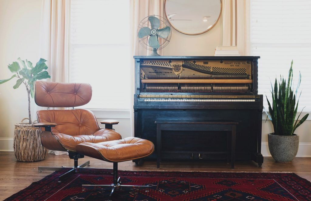appartement piano