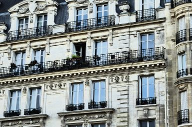 facade appartement haussmannien