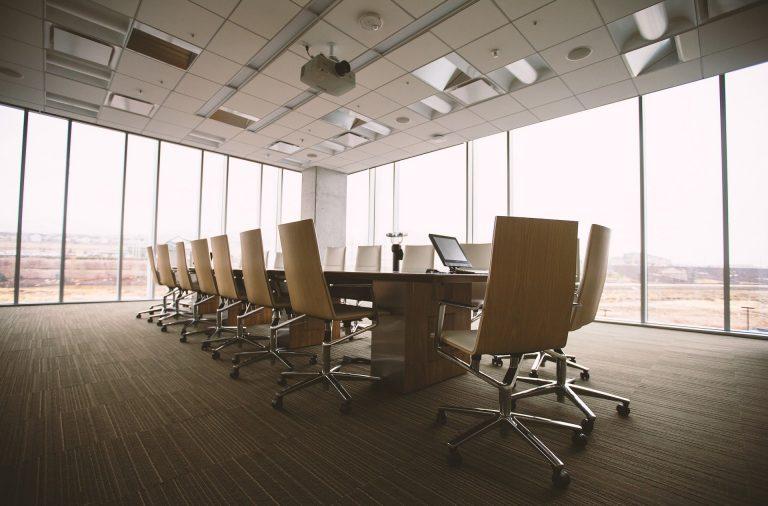 salle de reunion chaises