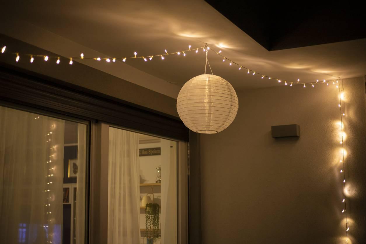 Les éclairages LED solaires