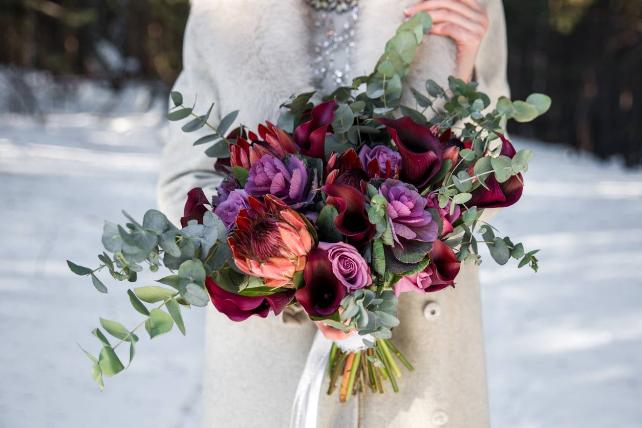 quelles fleurs pour un bouquet de saison