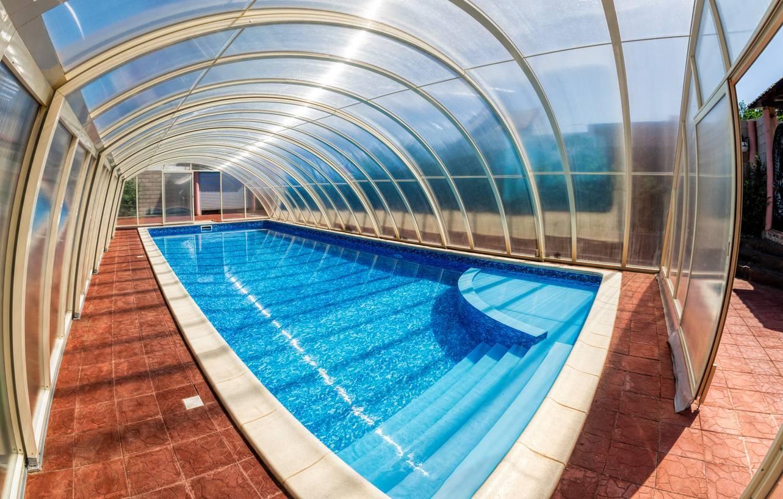 véranda piscine abri haut