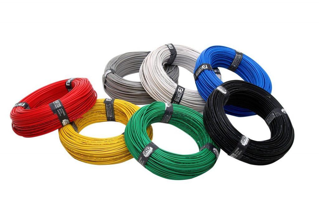 couleurs fils electriques
